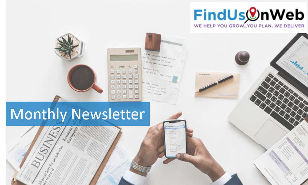 News Letter on Web - Discovery Session 18th May 2021